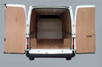 Short Wheel Base Low Roof Ford Transit Van Ply Lining Kit - 2000 Up To 2014